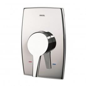 Acabamento Monocomando para Chuveiro Nexus Docol   00502906 1