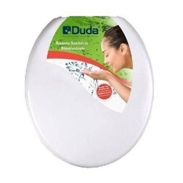 assento sanitario oval duda almofadado branco 1