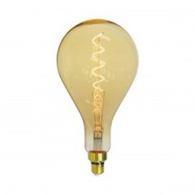 lampada led taschibra giant gota ambar 4w autovolt 1
