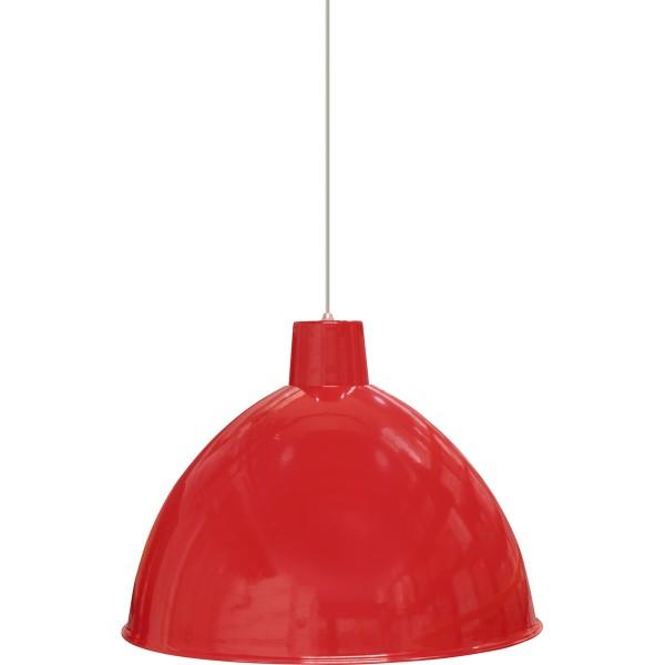 pendente taschibra td 822 vermelho e27 bivolt 1
