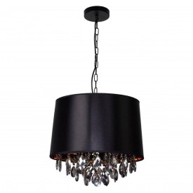 lustre pendente taschibra hemera preto e27 bivolt 1