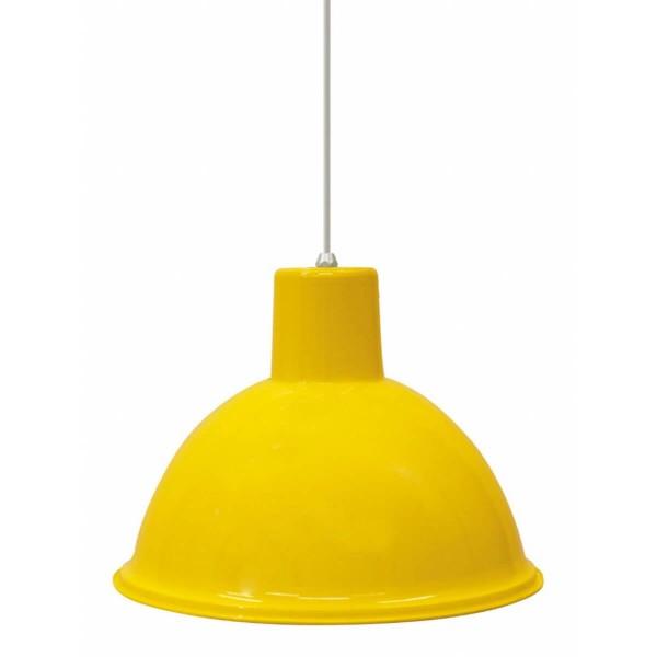 Pendente Taschibra TD 820 Amarelo E27 Bivolt 1