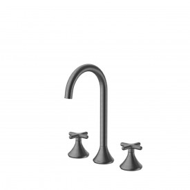 misturador lavatorio de mesa grafite escovado liss docol 00920870