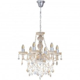 lustre nice 6 champagne startec 140240003