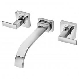misturador lavatorio parede docol square 00436406