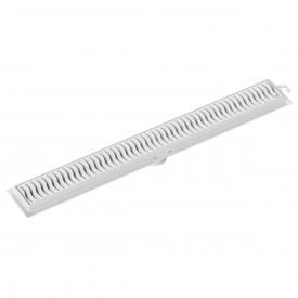 ralo linear tigre 50 cm branco
