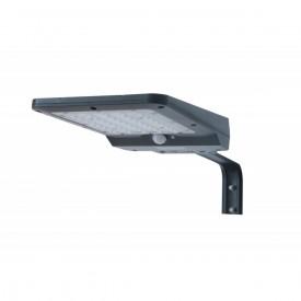 luminaria solar integrada ecoforce luz branca 8w 850 lm 1