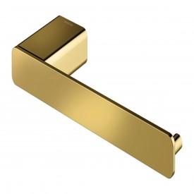 papeleira docol flat ouro polido 00960843