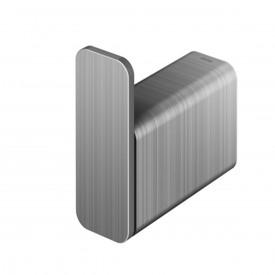 cabide docol flat grafite escovado 00960970