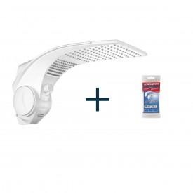 chuveiro lorenzetti duo shower quadra multitemperaturas branco resistencia copy